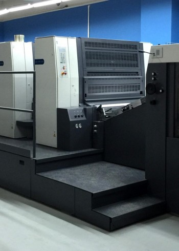全自动胶印机